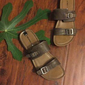 """Merrell """"Whisper"""" Slide Sandal"""